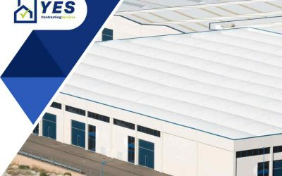 5 Benefits of Choosing TPO Roofing for Commercial Buildings