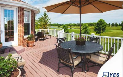How to Fix Your Deck to Attract Potential Homebuyers