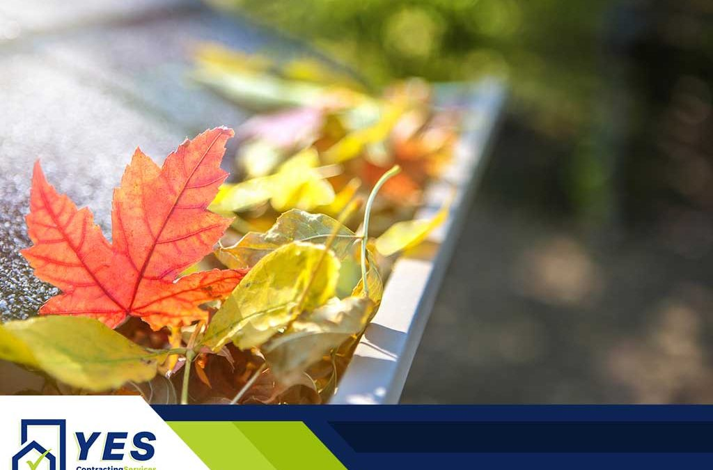 How Clogged Gutters Can Affect Your Home